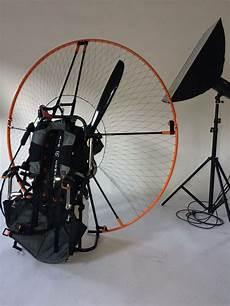 Paramotor Lights Power2fly Paramotor Sp Evo 6 Gt Black Devil Light