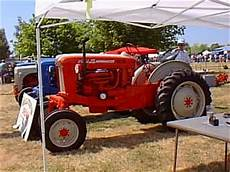 Antique Tractors Ford 541 Offset Workmaster Picture