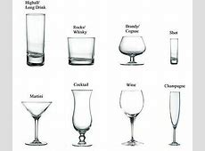A guide to bar glass types   eBay