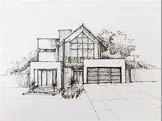 Architecture Design Drawing Techniques Architectural Sketching 01 Youtube