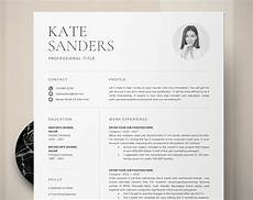 Cv Photo Tips Cv Template Resume Template With Photo Professional Resume
