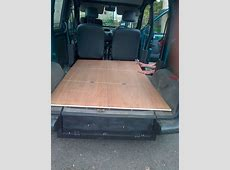 How to Convert a Kangoo Micro Van Into a Camper   Travel, Campers and Van