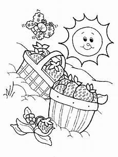 Ausmalbilder Ausdrucken Ausmalbilder Malvorlagen Erdbeere Kostenlos Zum