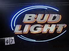 Bud Light Neon Bud Light Neon 48 Quot X 32 Quot Man Cave Neon Blowout K Bid