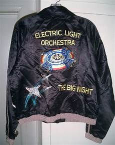 Vintage Electric Light Orchestra T Shirt Vintagetourjackets The Electric Light Orchestra Jeff