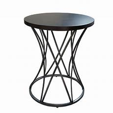 silver accent table antique silver end table 16658 the home depot