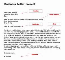 Letters Format 9 Letter Writing Templates Free Sample Example Format