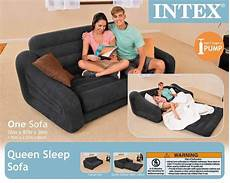 Intex Sleep Sofa 3d Image by Intex Pull Out Sofa Mattress Sleeper