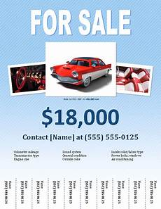 For Sale Templates Car For Sale Flyer Templates Ms Word Flyers Medium
