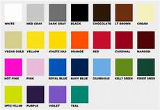 Ink Color Chart Ink Color Chart Specialtee Sportswear