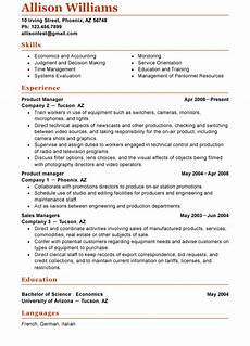 How To Build A Functional Resumes What S New On The Functional Resume Template Market