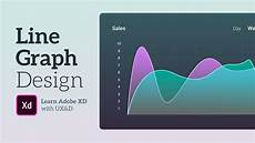 Adobe Xd Pie Chart Adobe Xd Tutorial How To Create A Line Graph Youtube