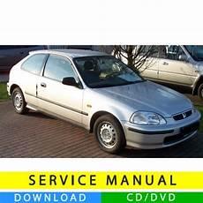 Honda Civic Vi Service Manual 1996 2000 En Tecnicman Com