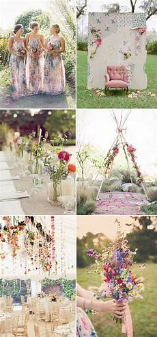 boho wedding themes ideas for 2017 summer different