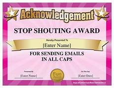 Funny Award Titles For Employees 101 Funny Office Awards From Comedian Larry Weaver Www