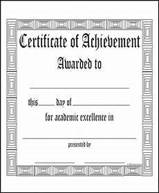 Academic Award Certificate Free 43 Printable Award Certificates In Ms Word Psd