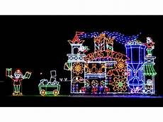 Festival Of Lights Fairfax Va Sign Up Now For Snowflake Stampede And Preview Bull Run
