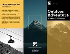 Information Pamphlet Template Free Pamphlet Templates 17 Printable Word Psd Amp Pdf