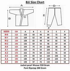 Japanese Clothing Size Chart Gis Japanese Styles