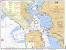 San Diego Bay Depth Chart Noaa Chart 18649 Entrance To San Francisco Bay