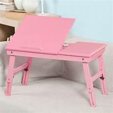 sobuy portable laptop table desk foldable serving bed