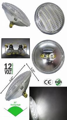36 Volt Led Light Bulbs Par 36 5 Watt 12 Volt Ac Or Dc Diffused Screw Terminal G53