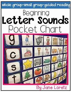 Pocket Chart Design Beginning Letter Sounds Pocket Chart Letter Sounds