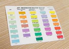 Api Nitrate Test Kit Color Chart Api Freshwater Master Test Kit Review