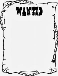 Wanted Poster Template For Pages Wanted Poster Template For Kids Ctzobx5z Cowboy Crafts