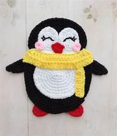 penguin applique pattern penguin applique crochet pattern pdf instant