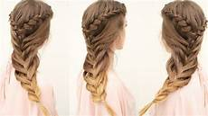 hair braids mermaid braid hair tutorial hairstyles