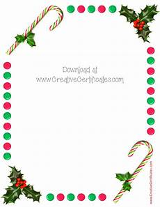 Free Christmas Borders Free Christmas Border Templates Customize Online Or
