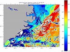 Sst Charts Rutgers Cape Hatteras Sea Surface Temperatures Sunday October 16
