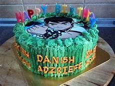 fadeliciouscakes ben 10 and princess edible image