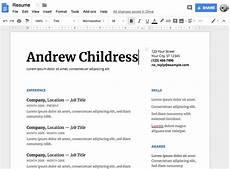 Google Cv Sample 24 Free Google Docs Amp Microsoft Word Resume Cv Templates