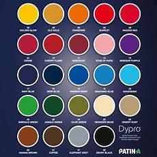 Dylon Dye Colour Chart Dypro Dylon Farbkarte Color Chart Nuancier