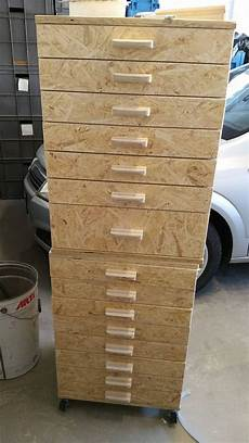 Werkzeugaufbewahrung Schublade projekt werkzeugaufbewahrung schublade bauen und
