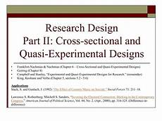 Basic Elements Of Research Design Basic Elements Of Research