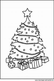 malvorlagen weihnachten weihnachtsbaum ausmalbilder f 252 r