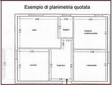 planimetria uffici esempio planimetria quotata jpg comune di piacenza
