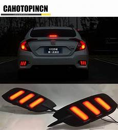 Honda Civic 2017 Lights 12v Led Rear Driving Lights For Honda Civic 10th 2016 2017