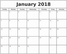 January 2020 Calendar Download January 2018 Calendar Printable Holidays Pdf Word