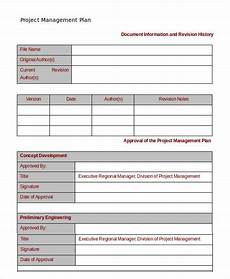 Free Project Management Template 18 Simple Project Management Templates Word Pdf Docs