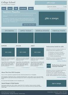 free college website templates in php os templates template demos demo of the college school