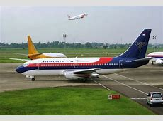 Airline Livery of the Week: Sriwijaya Air and their Boeing