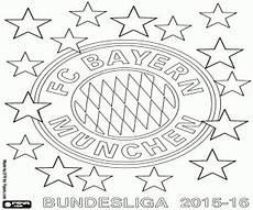 Fc Bayern Malvorlagen Zum Ausdrucken Ausmalbilder Bayern M 252 Nchen Meister 2015 2016 Zum Ausdrucken