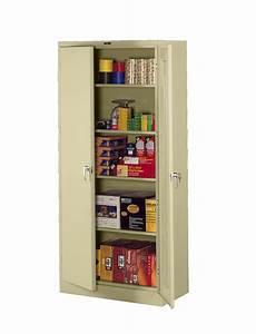 tennsco storage made easy deluxe storage cabinet