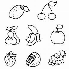 Malvorlagen Kinder Obst Ausmalbilder Obst 01 Ausmalbilder Template