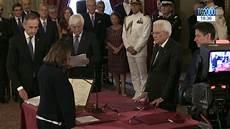 consiglio dei ministri ue nuovo governo primo consiglio dei ministri e nomina di