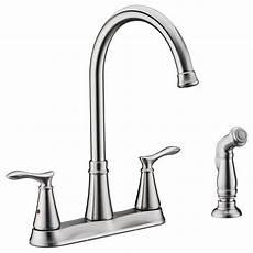 Menards Kitchen Faucets Tuscany 174 Marianna Two Handle Kitchen Faucet At Menards 174